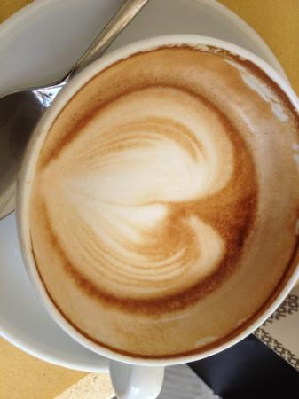 Little Star Cafe : cappuccino