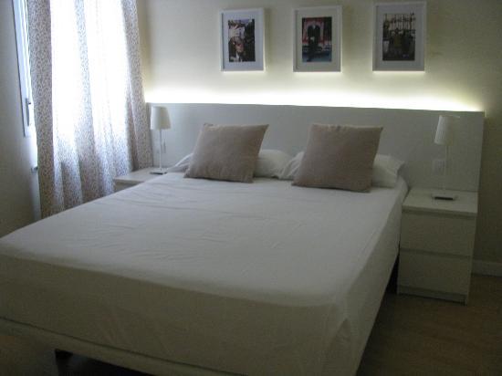 馬德里中央套房酒店照片