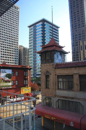 Grant Plaza Hotel: View