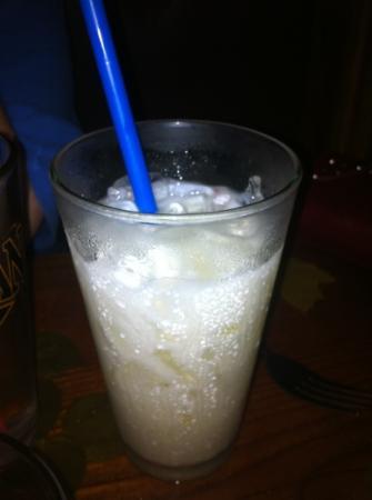 The Loft: orange cream and vodka...bleh