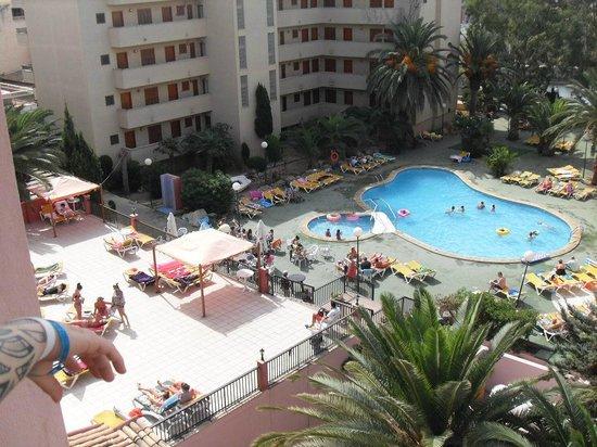 olympic: aparthotel playamar, s'illot