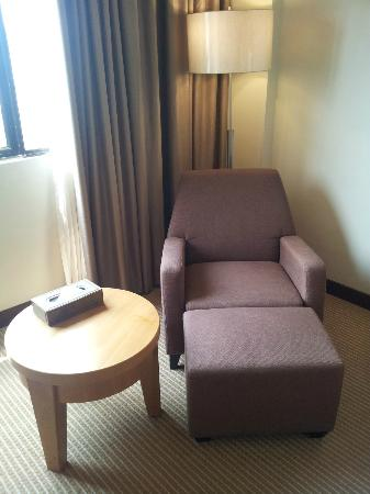 Grands I Hotel: Resting Chair