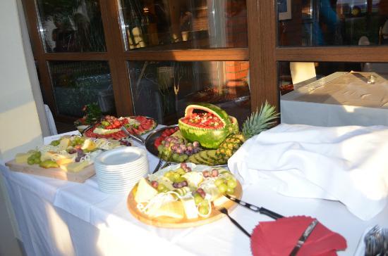 Na Zamecku: Grill party