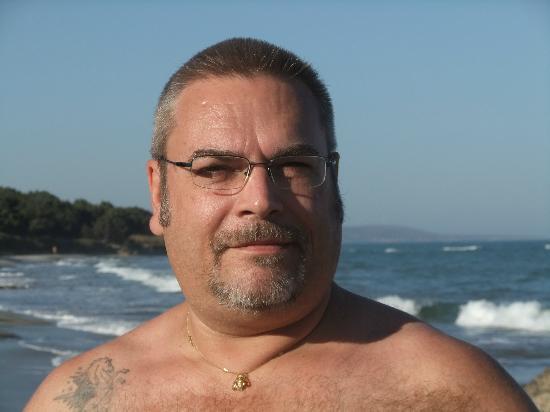 Eurovillage Achilleas Hotel : io in spiaggia