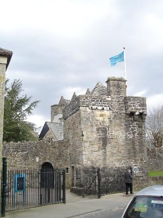 Donegal Town, أيرلندا: Donegal Castle 