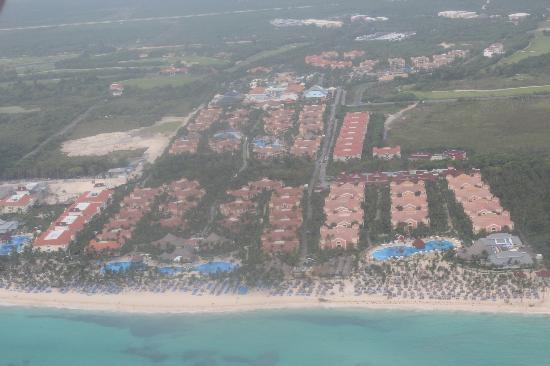Grand Bahia Principe Turquesa: Vista Aerea Gran Bahia Principe