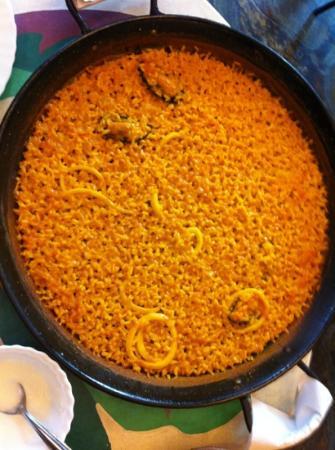 arroz abanda - Picture of Arroceria Gala, Madrid - TripAdvisor