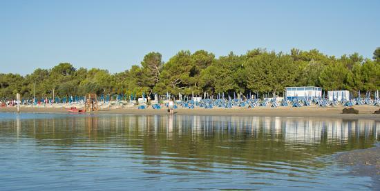 V.T.E. Villaggio Turistico Europa : Strand
