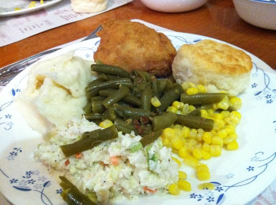 Home Place Restaurant: Southern Comfort Food