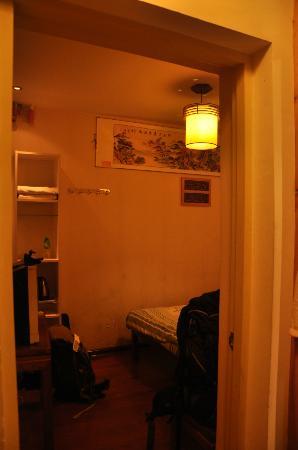 Happy Dragon Courtyard Hostel : Private std room