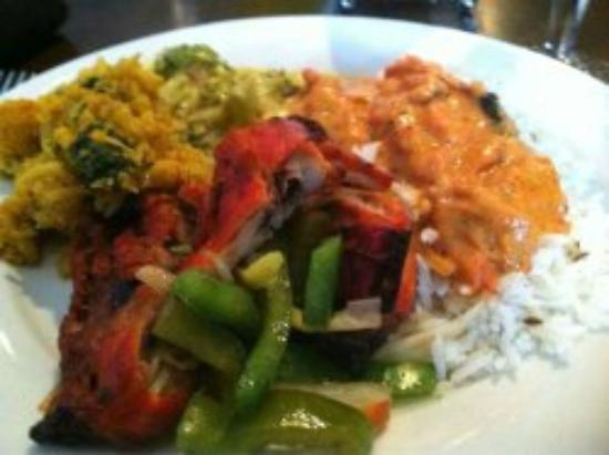 Nawab Indian Cuisine: Lunch Buffet