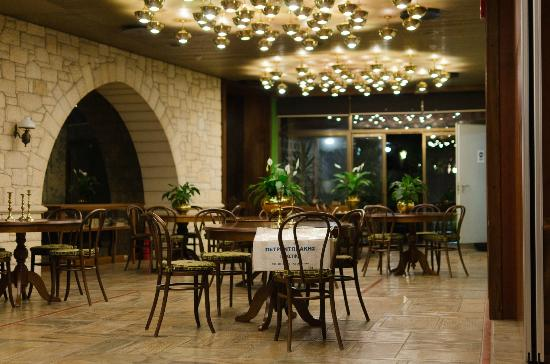 Akali Hotel Chania: Ground floor