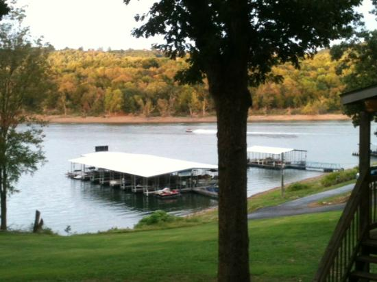 Lakeside Resort Restaurant & General Store: View from the Cabin