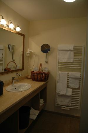 Hotel Woscherhof: il bagno