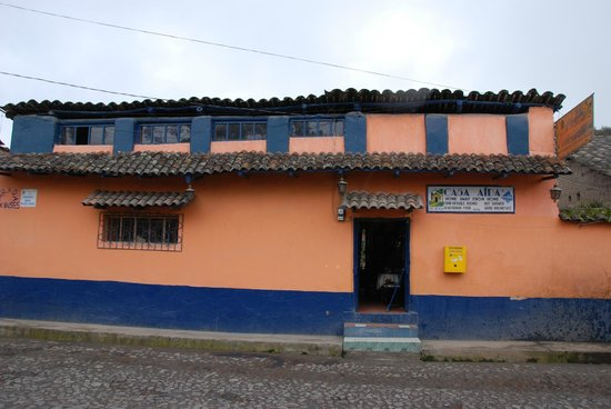 Casa Aida: Fachada
