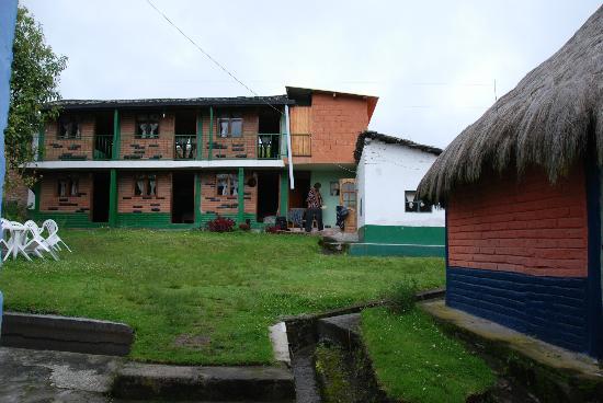 Casa Aida: Habitaciones