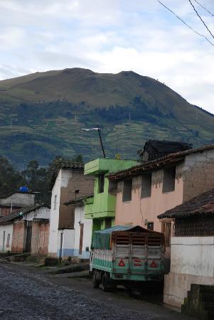 Casa Aida: Volcán