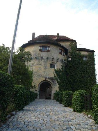 Schenna Castle and the Mausoleum: Schloß Schenna
