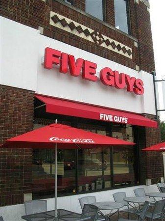 Five Guys Chattanooga