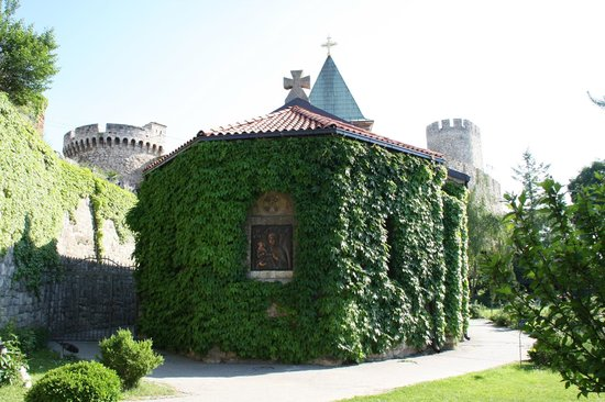 Church of the Holy Mother of God (Crkva Ruzica)
