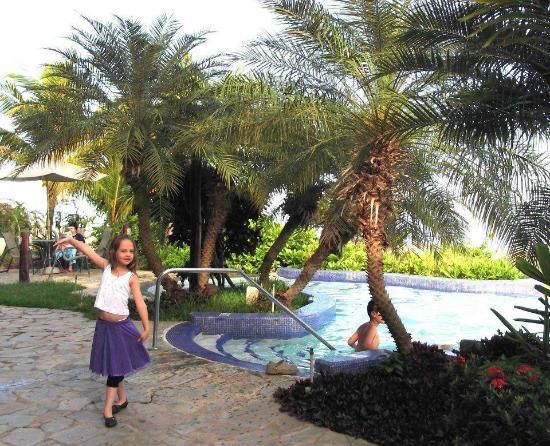 Hotel Eco Inn: Piscina