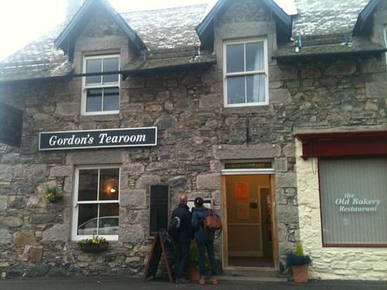 Gordon's Tearoom & restaurant: gordon's tearoom