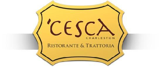 'Cesca Restaurante & Trattoria: Sign