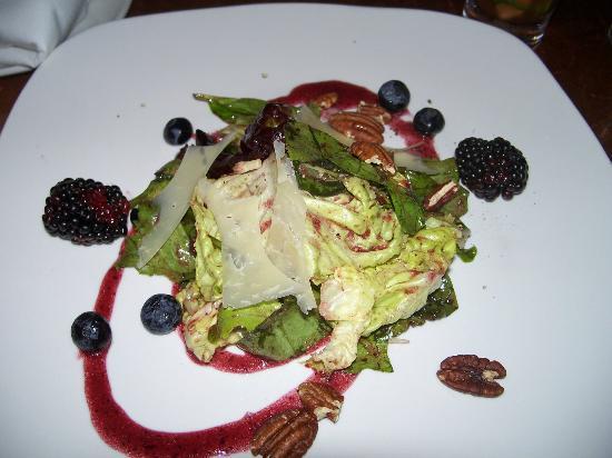 Juniper: Bixby Greens and Fresh Berry Salad