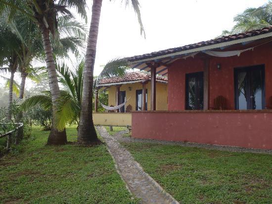 Hotel Villa Romana: Cabañas