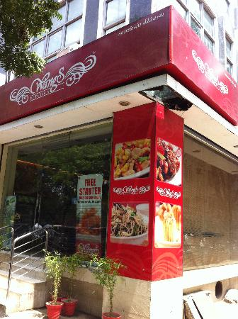 Branch at Sterling Road - Picture of Wang\'s Kitchen, Chennai ...