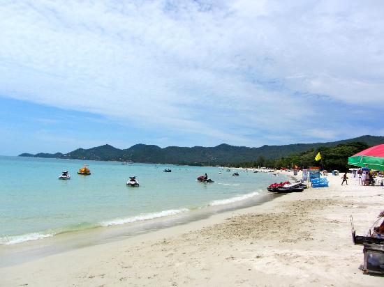 بان شاونج بيتش ريزورت آند سبا: La playa 