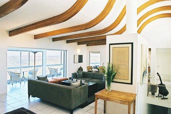 بوسافيرن جيست هاوس: The lounge