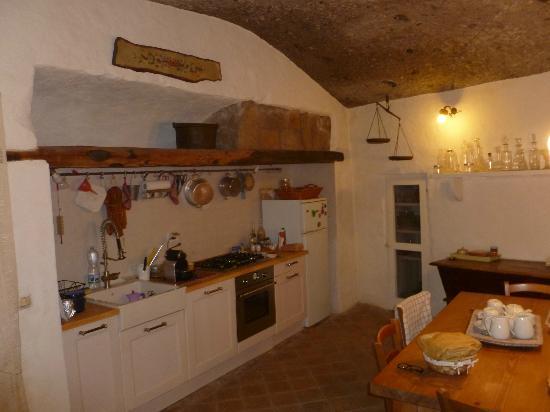 Antico Molino: ...la cucina