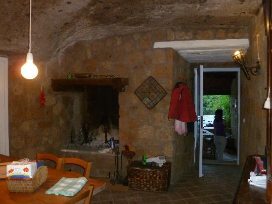Antico Molino: ...dalla cucina