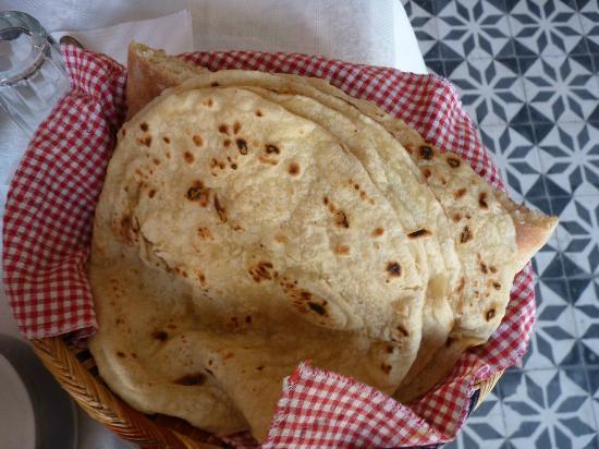 Hotel Izlane : El desayuno