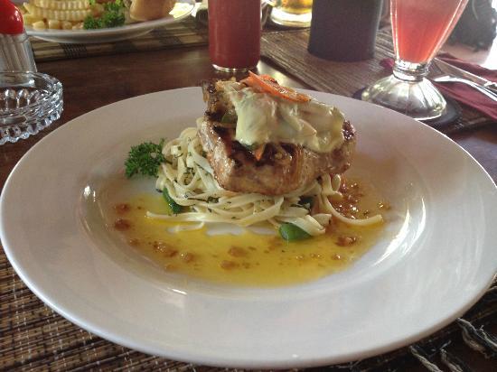 Rib Restaurant: Delicious food