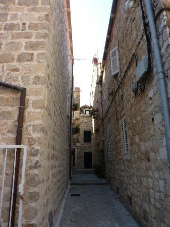 Old Town Accomodations: rue de la chambre d'hotes