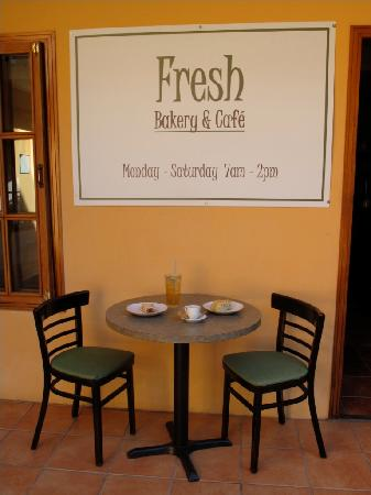 Fresh Bakery and Cafe