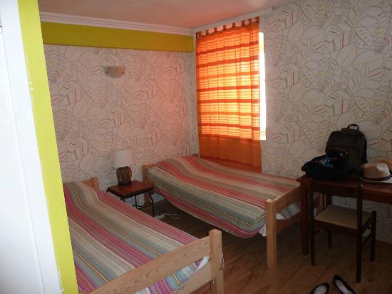 Old Town Accomodations: chambre à deux lits