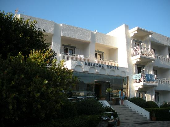 Ariadne Beach Hotel: hotel