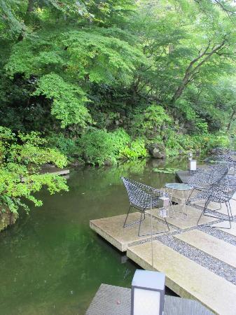 HOSHINOYA Kyoto: The garden