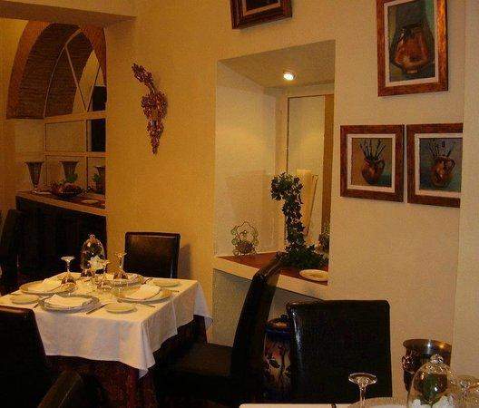 Restaurante la Rebotica (Zafra)