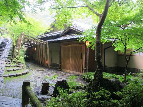 HOSHINOYA Kyoto : Our room