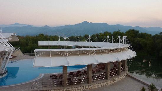 Plavnica Eco Resort: VUE DE LA CHAMBRE
