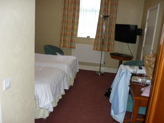 Oriel Country Hotel & Spa: our room no 108
