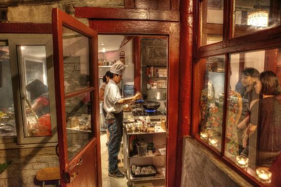 Black Sesame Kitchen Restaurant Beijing