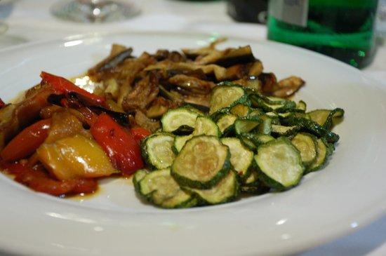 Ristorante Bar Mustafà: verdure miste