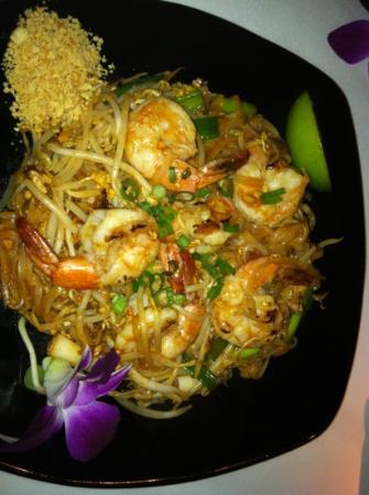 Talay Thai Restaurant: daughters shrimp dish