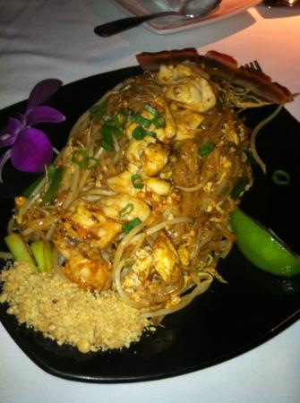 Talay Thai Restaurant: lobster dish