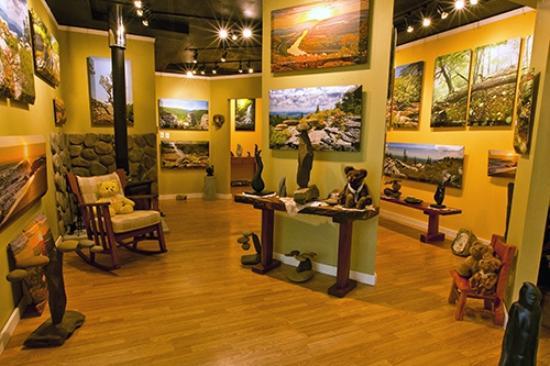 Artists of Merrywoods: Gallery at 6 Merrywoods Dr, Berkeley Springs